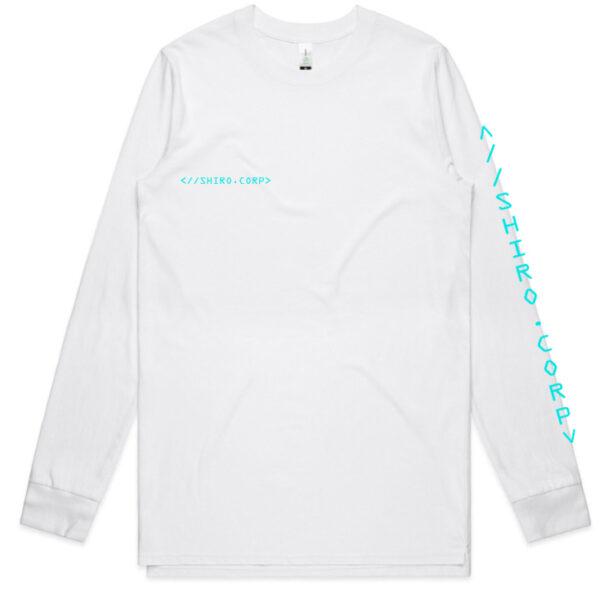Virtual Long Sleeve T-shirt