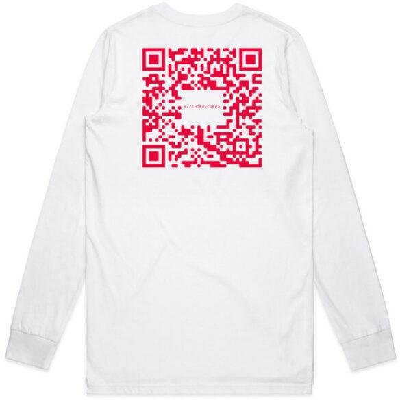 Virtual Long Sleeve T-shirt Reverse