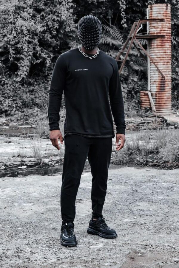 Virtual Dark T-Shirt   shirocorpofficial.com
